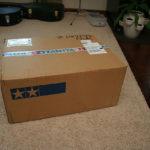 Tamiya Nitrage 5.2 RTR Shipping Box