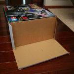 Tamiya Nitrage 5.2 RTR box opening