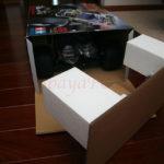 Tamiya Nitrage 5.2 RTR Box opening 2