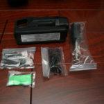 Tamiya Nitrage 5.2 RTR Starter and accessories